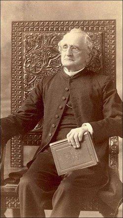Dr Charles Frederick Ernest Minnigerode
