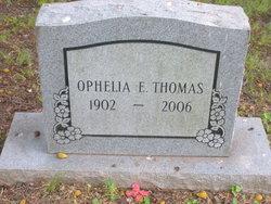 Ophelia Thomas
