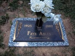 Faye Ables