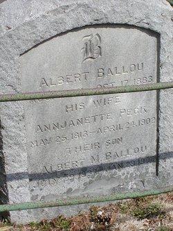Albert Ballou
