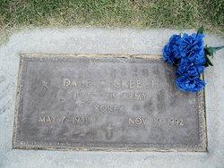 Pvt Dale Charlie Creech