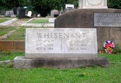 John Edgar Whisenant, Sr