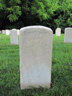 Joseph Washington Cady