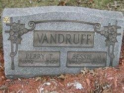 Bessie Mae <i>Willey</i> Vandruff