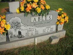 Lonnie Ables