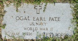 Ogal Earl Pate
