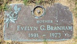 Evelyn Grace <i>Mills</i> Branham