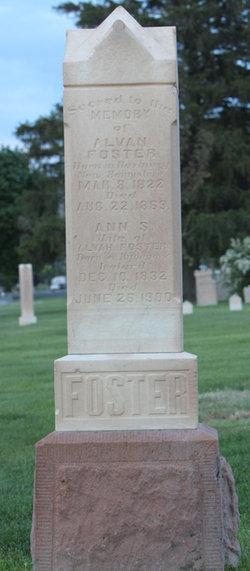 Alvah Foster