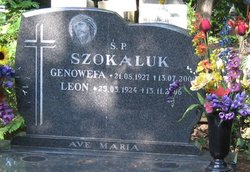 Sgt Leon Szokaluk