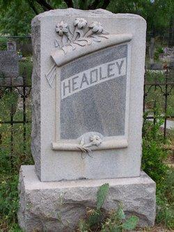 Dr Alexander Manford Headley
