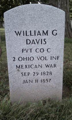 Pvt William George Davis
