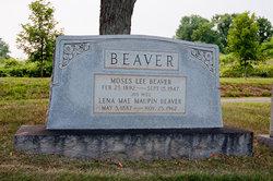 Moses Lee Beaver