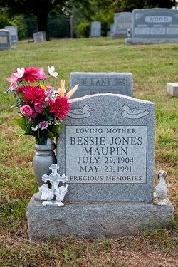 Bessie Elizabeth Maupin