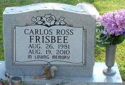 Carlos R Ross Frisbee