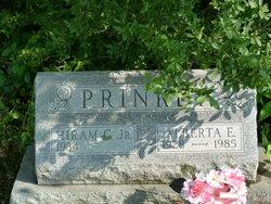 Alberta E. Prinkey