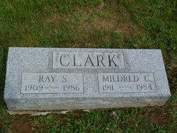 Mildred C Clark