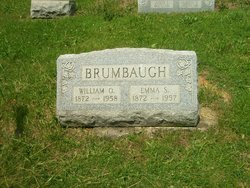 Emma Sophia <i>Foreman</i> Brumbaugh