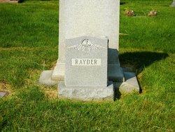 Frances <i>Rayder</i> Thompson