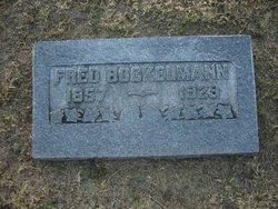 Fred Bockelmann