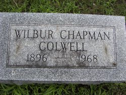 Wilbur Chapman Colwell