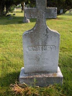 Frederick Low Whitney