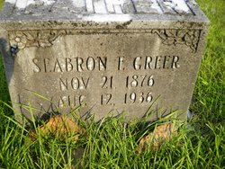 Seabron E. Greer
