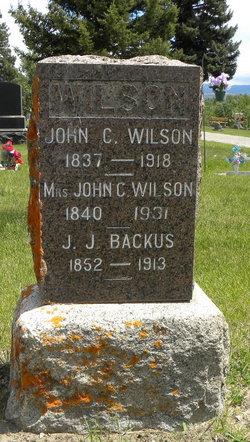 John J Backus