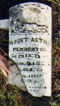 Mount Aetna Pemberton