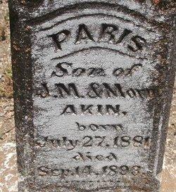 Paris Akins