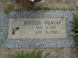 Bertley Dunlap