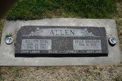 Zella <i>Brunson</i> Allen