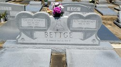 Chester Herman Bettge