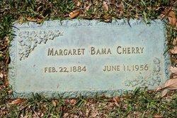 Margaret Bama <i>Grant</i> Cherry