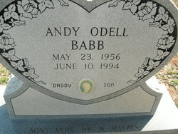 Andy Odell Babb