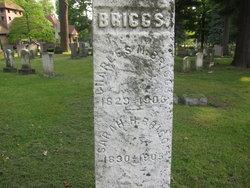 Sarah H <i>Slocum</i> Briggs
