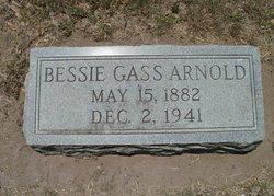 Bessie M. <i>Gass</i> Arnold