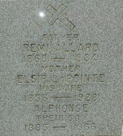 Elsir <i>LaPointe</i> Allard