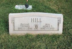Agnes S. <i>Pfeiffer</i> Hill