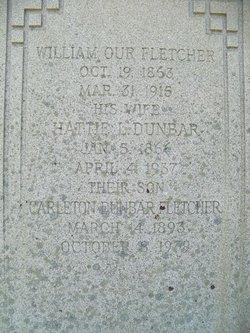 Carleton Dunbar Fletcher