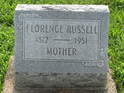 Florence <i>Montgomery</i> Russell