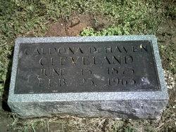 Caldora Callie <i>Legrand</i> Cleveland