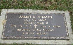 James Edward Bud Wilson
