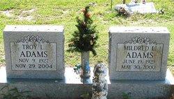 Mildred Loutisha <i>Lindsey</i> Adams
