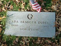 Ada <i>Armiger</i> Dubel