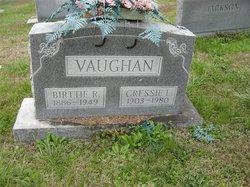 Cressie L <i>Murphy</i> Vaughan