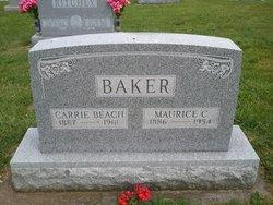 Maurice C Baker