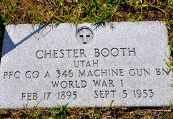 Chester Booth