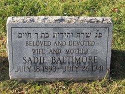 Sadie Baltimore