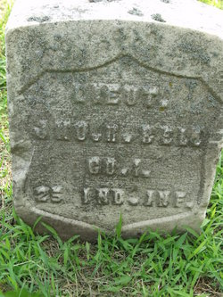 Lieut John R Bell