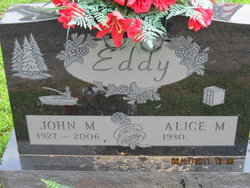 Alice M. Eddy